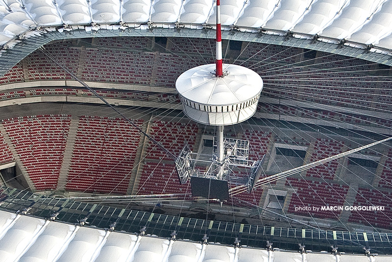 otwarty dachstadionu narodowego
