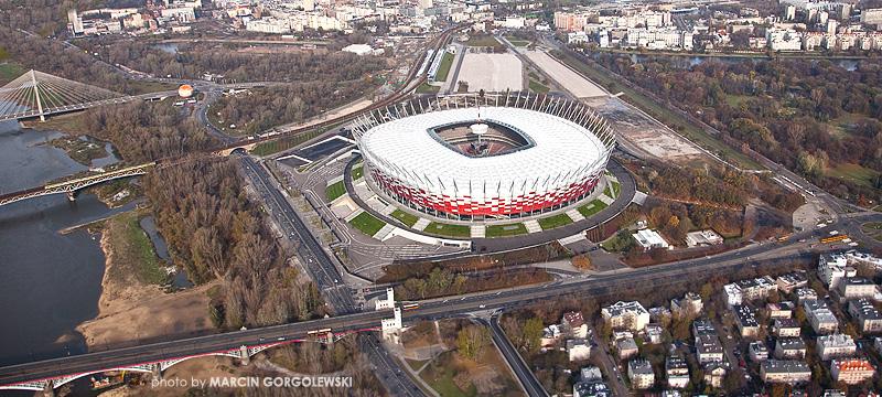 stadium warsaw euro 2012