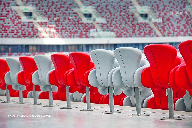 krzesełka,trybuny