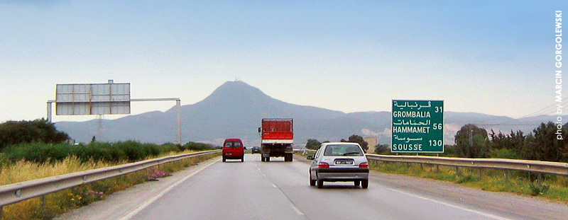 A1 Tunis Sfax Trans-African Highway 1