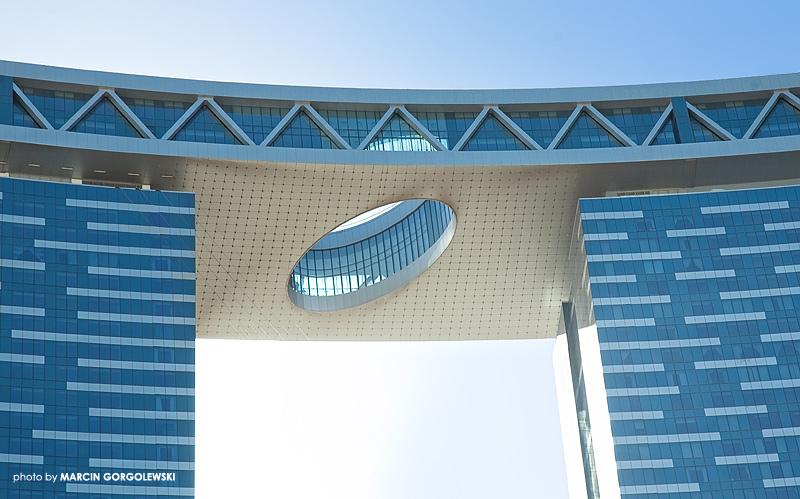 abu dhabi,gate tower